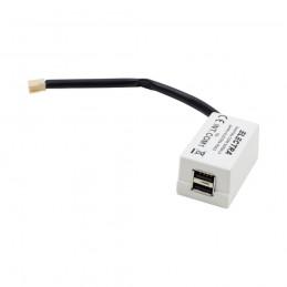 Cabinet metalic 290x280x75...