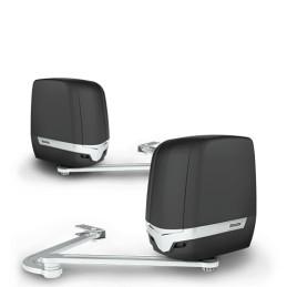 "Videointerfoane VIDEOINTERFON IP CU CITITOR DE CARD 10"" STRONG-15 Strong Euro Power"