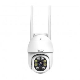 Camere Supraveghere VStarcam C37A Camera IP Wireless HD 960P Pan/Tilt Audio Card VSTARCAM