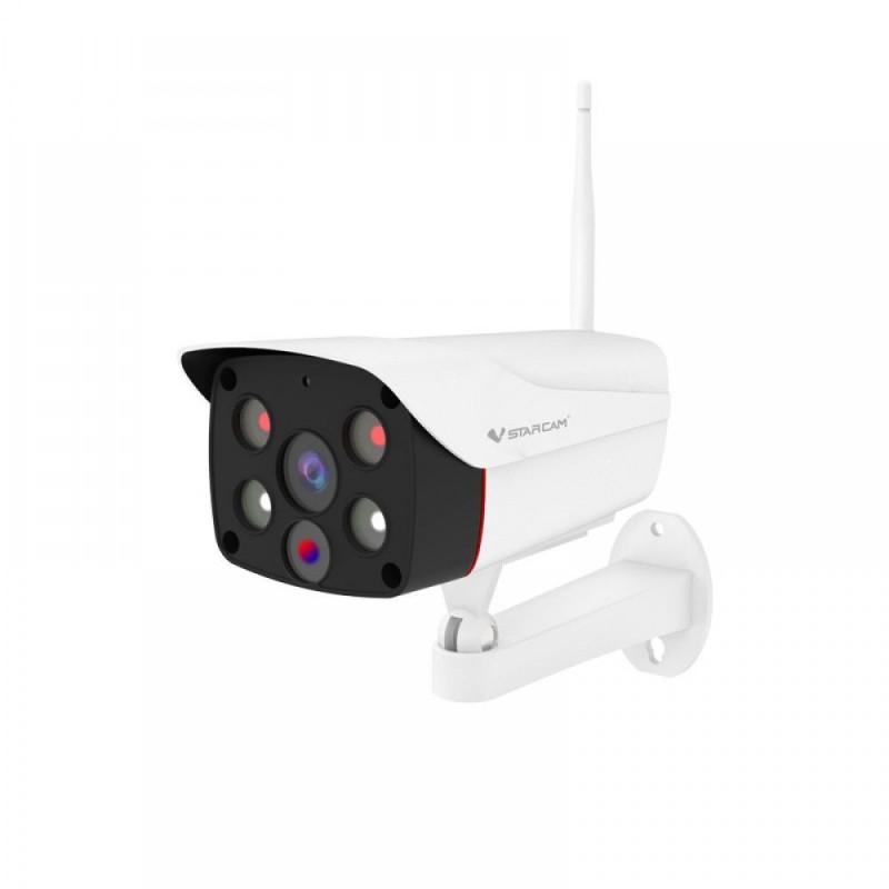 Camere supraveghere analogice Camera supraveghere exterior 5MP 30m Eyecam EC-AHDCVI4157 Eyecam