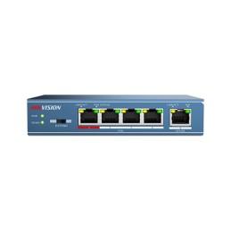 Camera Hibrid 4 in 1, 5MP, lentila 2.8mm - HIKVISION DS-2CE56H0T-ITMF-2.8mm