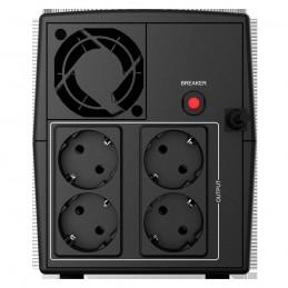 Modul 8 porturi RJ45 10/100/1000Mbs - UTEPO UTP7524GE-M8T